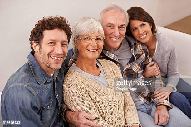 Die Zeit mit Mama und Papa
