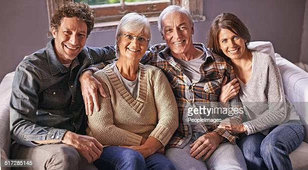 Verbringen Sie Zeit mit den Schwiegereltern