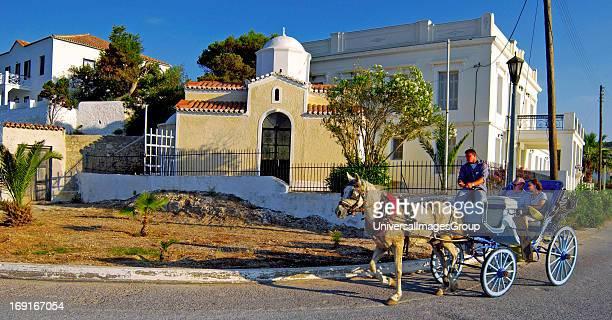Spetses island Greece Spetses