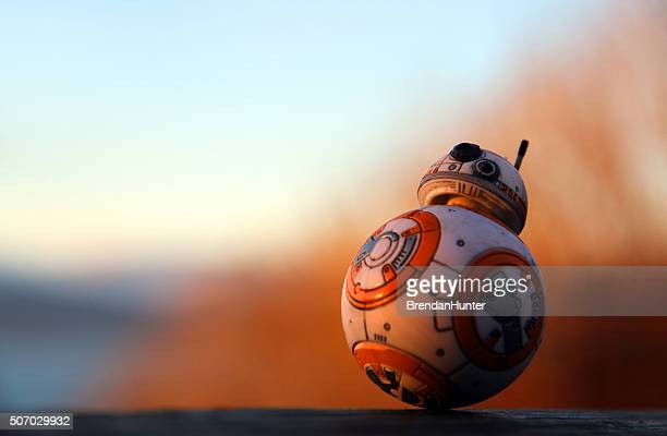 sphere at sunset - star wars stock pictures, royalty-free photos & images