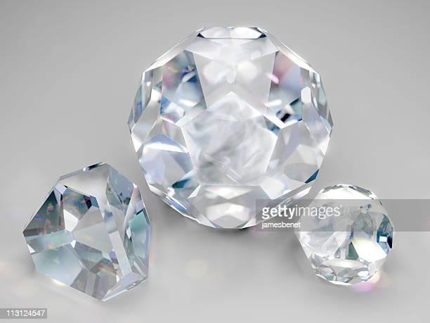 Spherical Crystal Orbs