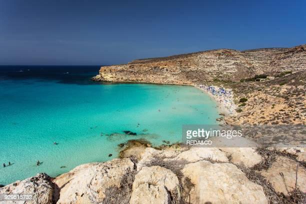 Spiaggia Dei Conigli Stock Photos And Pictures