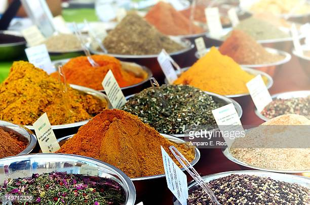 Spice at Farmers market