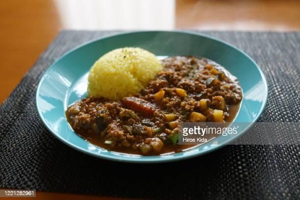 spice curry - yōshoku imagens e fotografias de stock