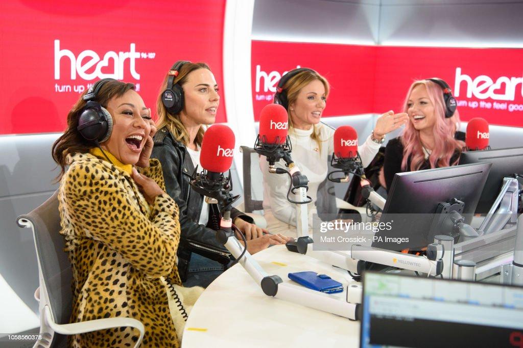Spice Girls announcement : News Photo