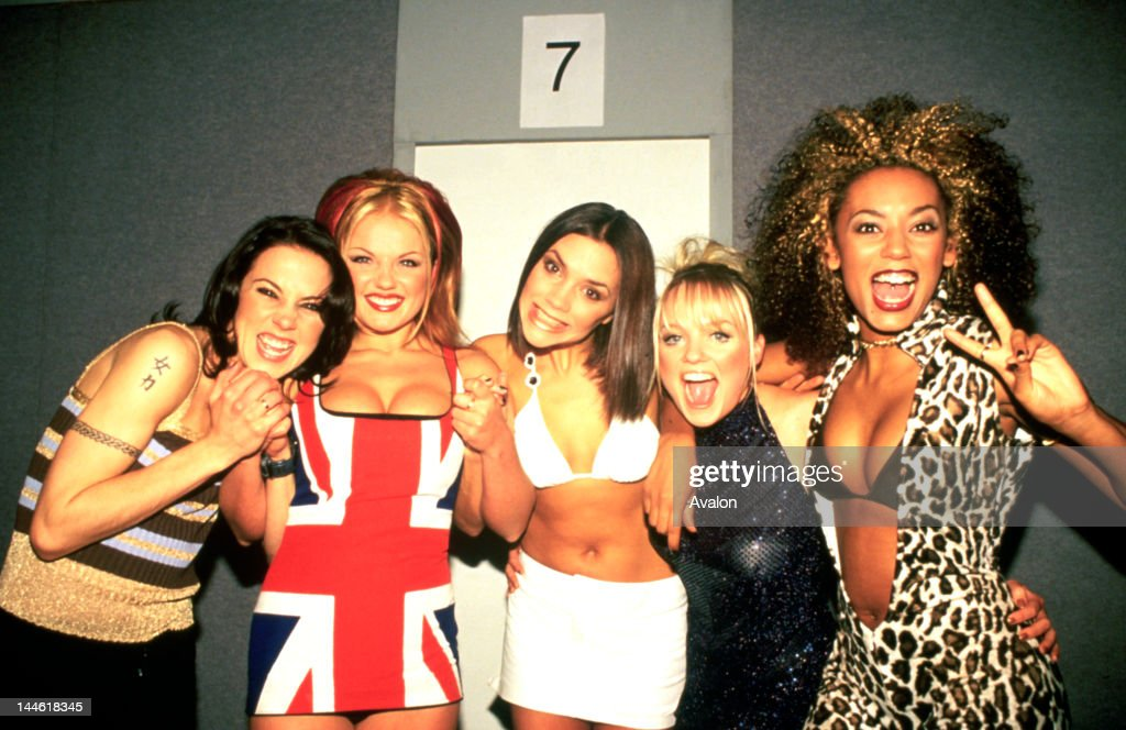 Spice Girls : News Photo
