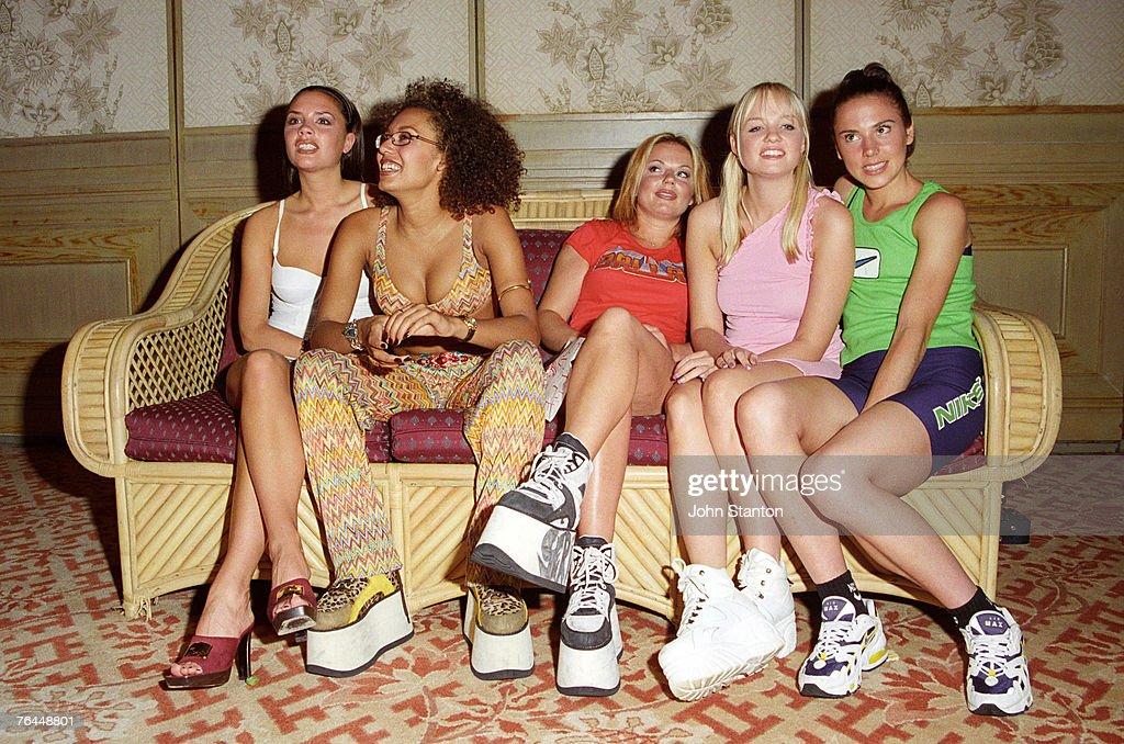 Spice Girls Photo Shoot in Bali - April 29, 1997 : ニュース写真