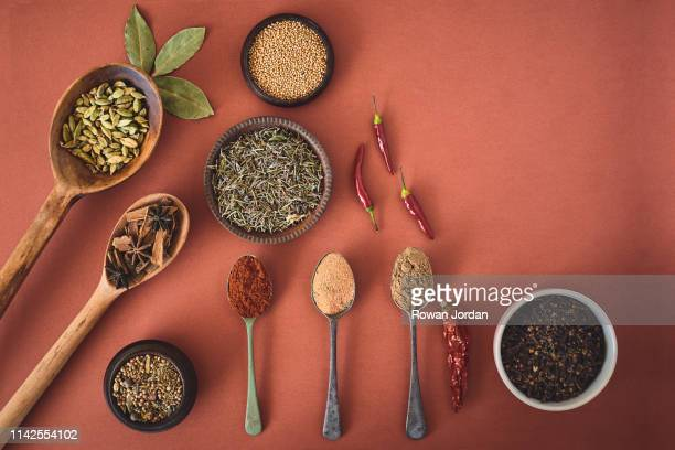 Spice is the diva of any dish