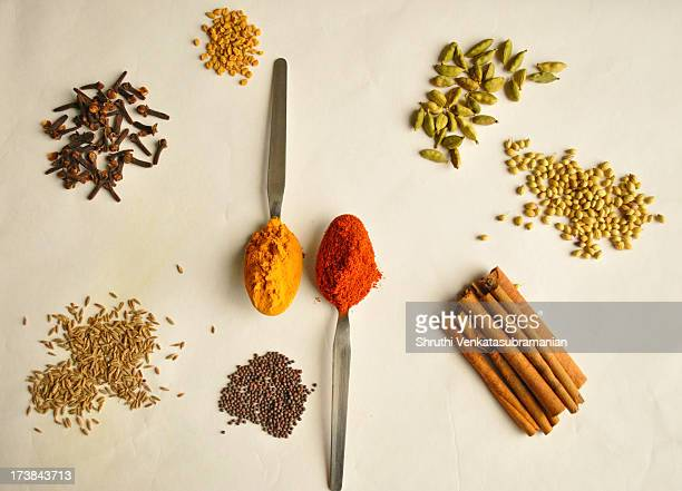 Spice Palette 1