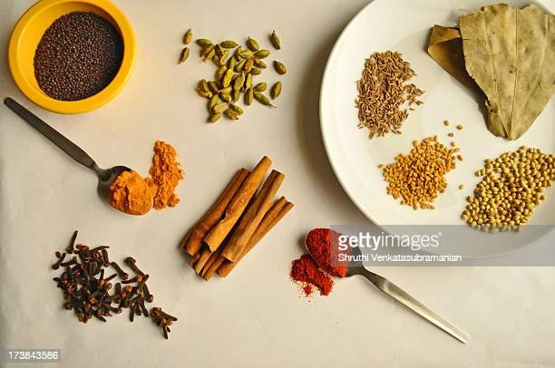 Spice Palette