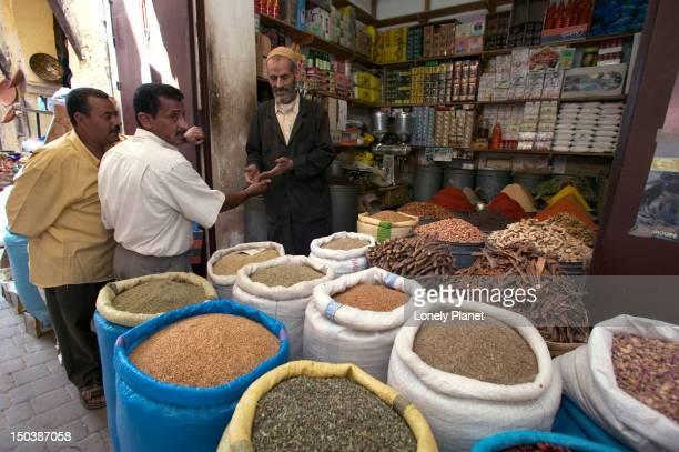 Spice shop, Tala'a Kebira.