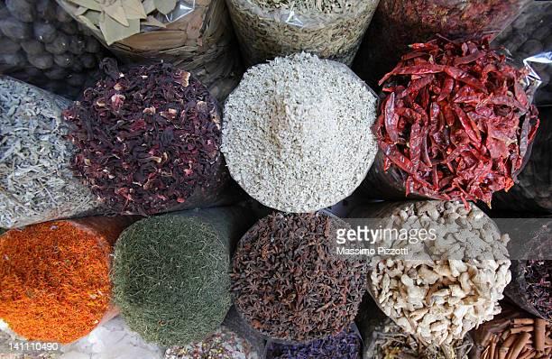 Spice souq in Dubai