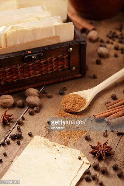 Spices and recipes