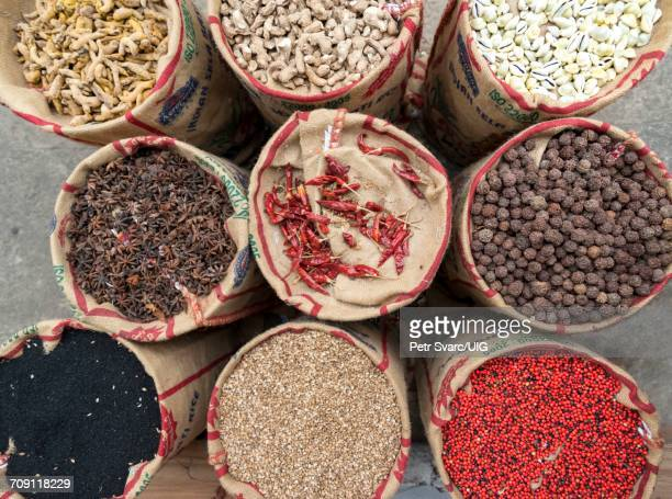 Spices, Fort Kochin, India