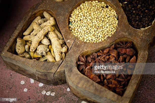 Spices from Kochi
