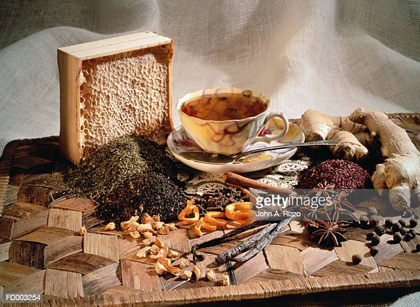 Spices Herbs and Tea