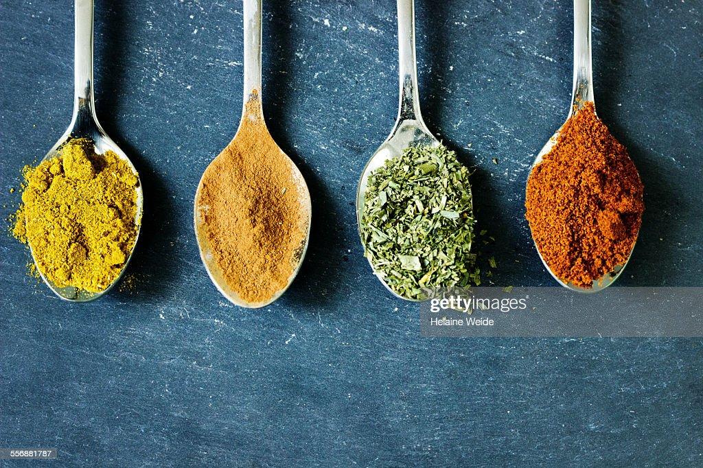 Spices : Stock-Foto