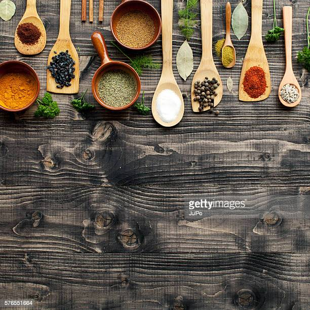 spices - pepper seasoning stock photos and pictures