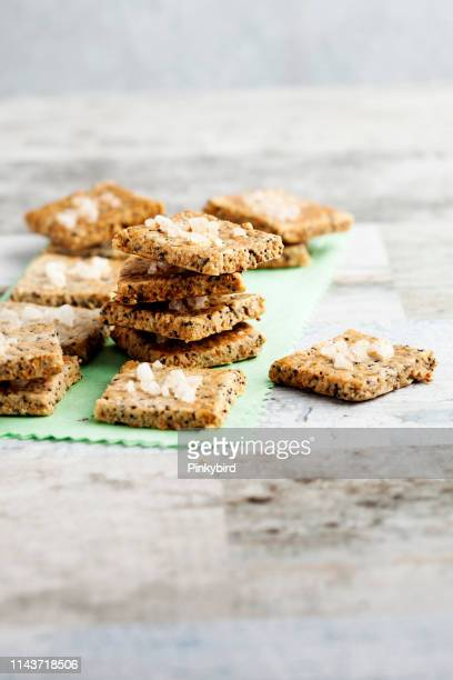 spicy biscuit,savory cookie,cracker, - savory food stock pictures, royalty-free photos & images