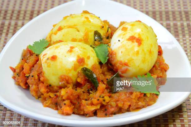 Spicy Egg Dish