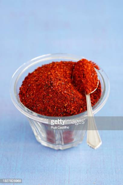 spicy korean chilli powder - rua stock pictures, royalty-free photos & images
