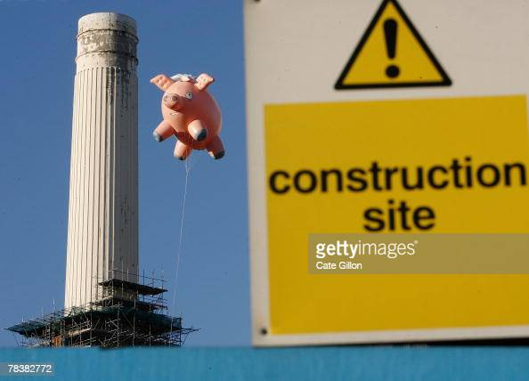 Spider Pig A Character From The Simpsons Movie Floats Above News Photo Getty Images