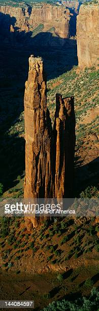 Spider Rock, Canyon de Chelly National Monument, N.E, Arizona