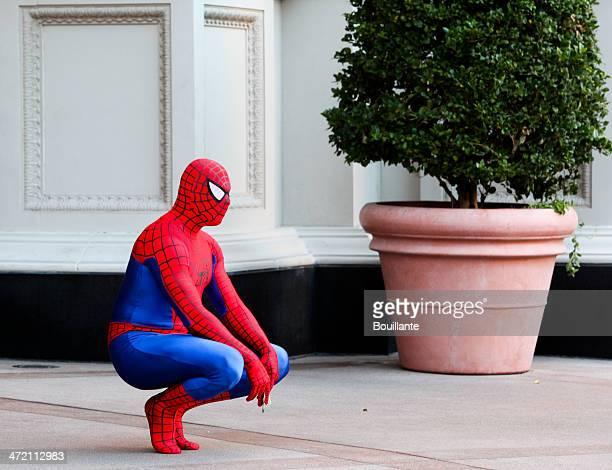 spiderman - uomo ragno foto e immagini stock