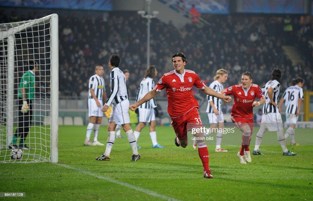 Championsleague Spieltage