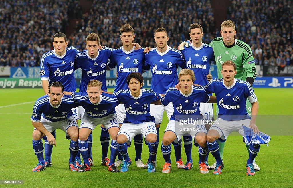 Champions League Gruppe B