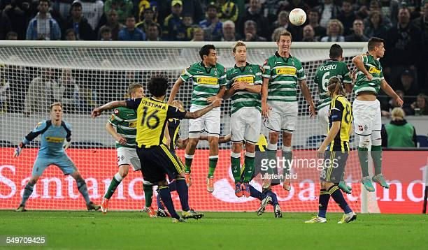 2 Spieltag Gruppe C Saison 2012/2013 Fussball Saison 20122013 UEFA Europa League Gruppenphase Borussia Mönchengladbach Fenerbahce Istanbul 24...