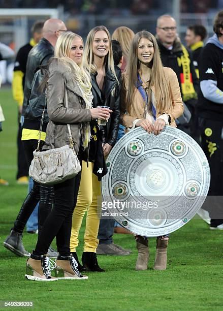 Spieltag, Saison 2011/2012 - Fussball, Saison 2011-2012, 1. Bundesliga, 32. Spieltag, Borussia Dortmund - Borussia Mönchengladbach 2-0, Simone,...