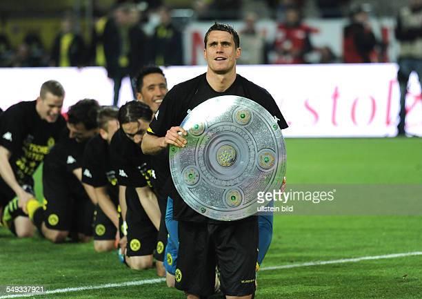 Spieltag, Saison 2011/2012 - Fussball, Saison 2011-2012, 1. Bundesliga, 32. Spieltag, Borussia Dortmund - Borussia Mönchengladbach 2-0, Sebastian...