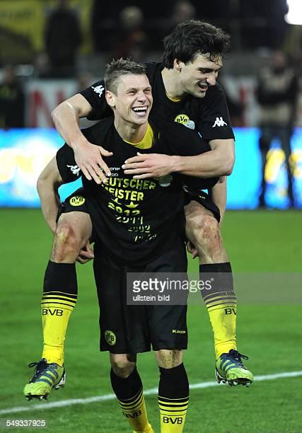 Spieltag, Saison 2011/2012 - Fussball, Saison 2011-2012, 1. Bundesliga, 32. Spieltag, Borussia Dortmund - Borussia Mönchengladbach 2-0, Lukasz...