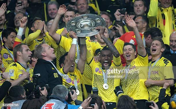 Spieltag, Saison 2012/2013, BVB - SC Freiburg 4:0 - Fussball, Saison 2011-2012, 1. Bundesliga, 34. Spieltag, Borussia Dortmund - SC Freiburg 4-0...