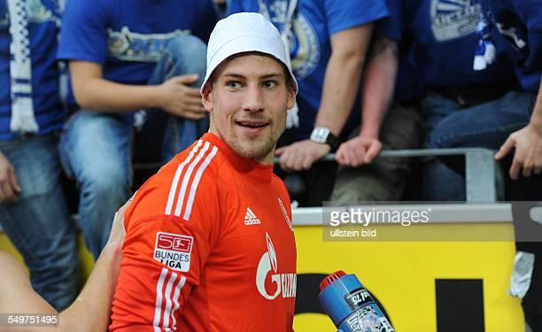 Spieltag, Saison 2012/2013 - Fussball, Saison 2012-2013, 1. Bundesliga, 8. Spieltag, Borussia Dortmund - FC Schalke 04 1-2, Torhüter Lars Unnerstall...