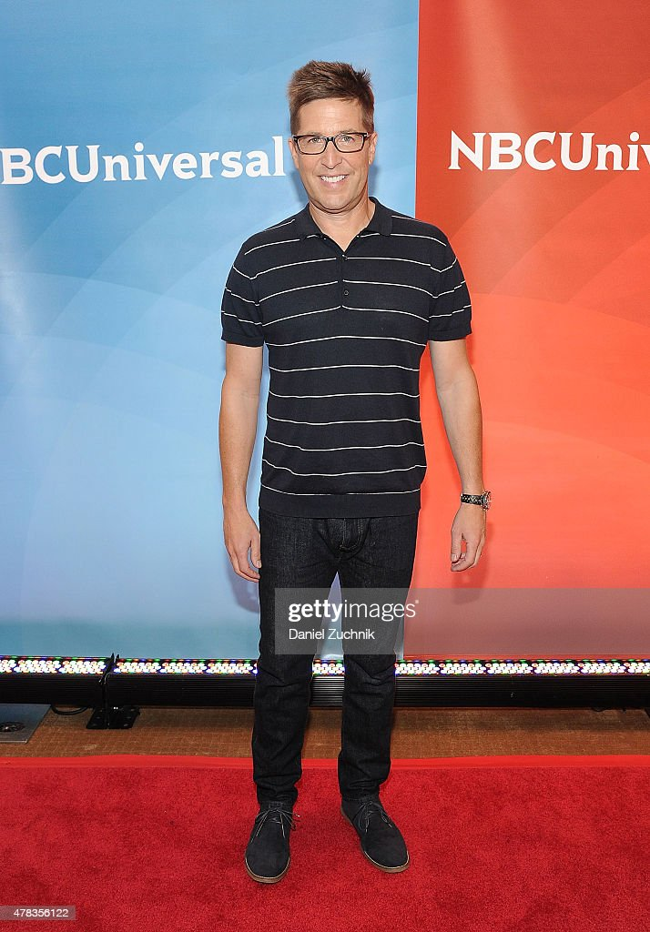 Spike Feresten attends the 2015 NBC New York Summer Press Day at Four Seasons Hotel New York on June 24, 2015 in New York City.
