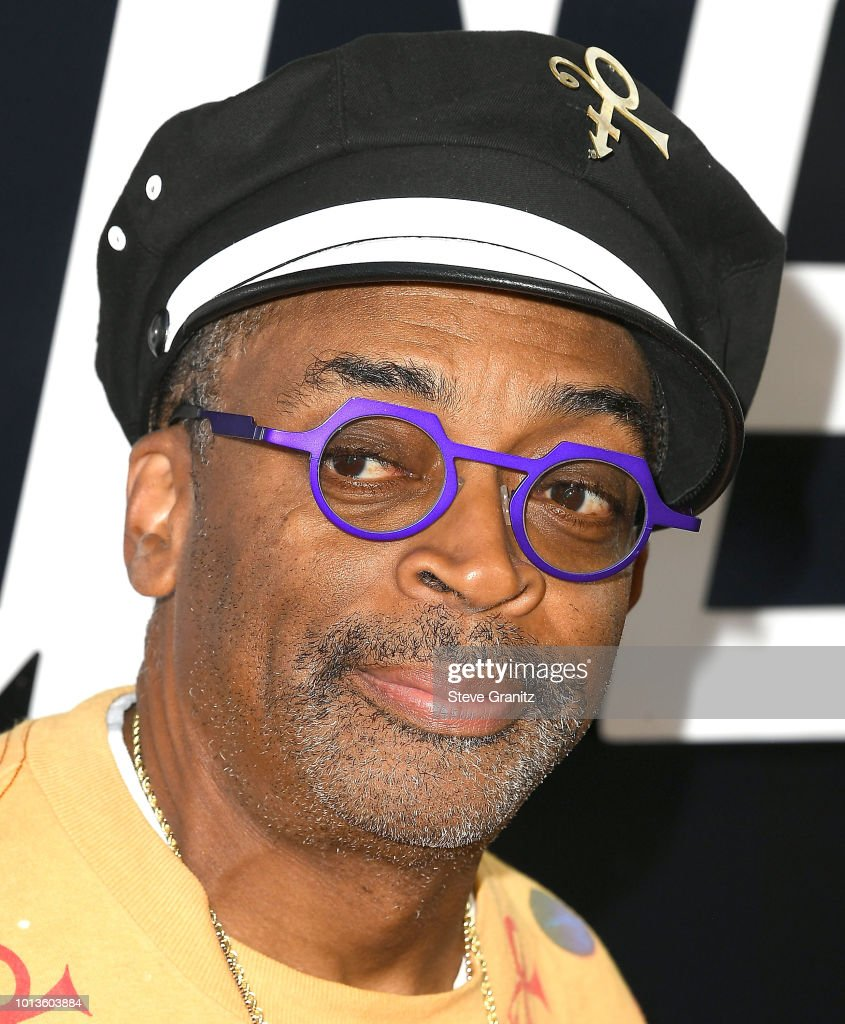 20f361f878106 Spike Lee arrives at the Premiere Of Focus Features