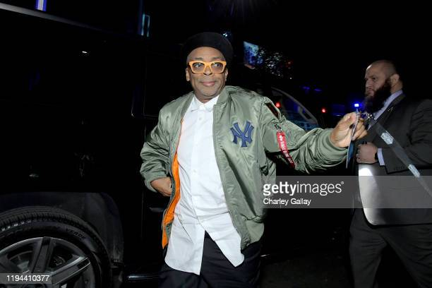 Spike Lee arrives for the World Premiere of Star Wars The Rise of Skywalker the highly anticipated conclusion of the Skywalker saga on December 16...