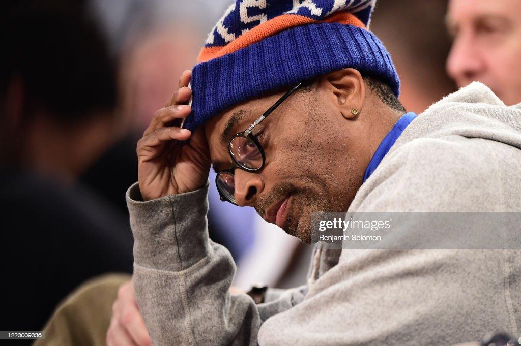 Dallas Mavericks v New York Knicks : News Photo