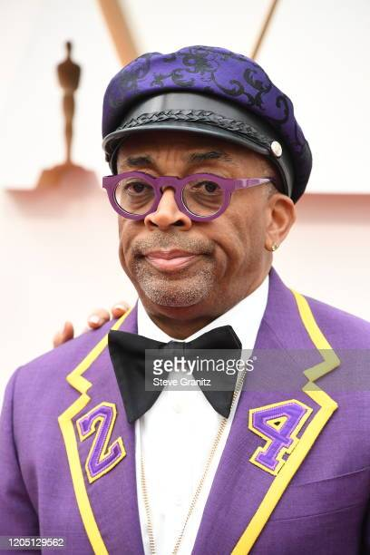 Spike Lee attends the 92nd Annual Academy Awards at Hollywood and Highland on February 09, 2020 in Hollywood, California.