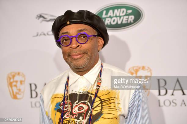 Spike Lee attends The BAFTA Los Angeles Tea Party at Four Seasons Hotel Los Angeles at Beverly Hills on January 5 2019 in Los Angeles California