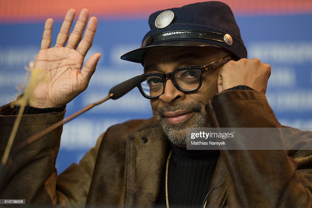 'Chi-Raq' Press Conference - 66th Berlinale International Film Festival