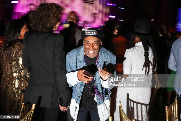 Spike Lee attends the Gordon Parks Foundation Annual Awards Dinner at Cipriani 42nd Street on May 22 2018 in New York New York