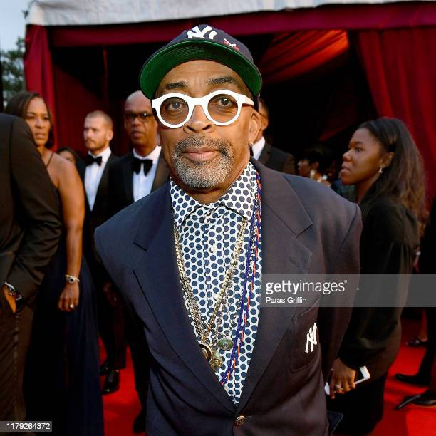 Spike Lee attends Tyler Perry Studios grand opening gala at Tyler Perry Studios on October 05, 2019 in Atlanta, Georgia.