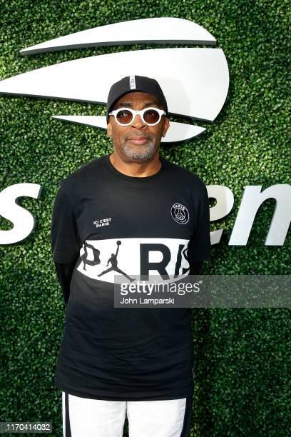 Spike Lee attends USTA 19th Annual Opening Night Gala Blue Carpet at USTA Billie Jean King National Tennis Center on August 26 2019 in New York City