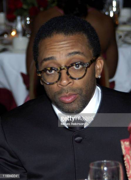 Spike Lee during MoreHouse College Presents A Candle in the Dark 2005 Gala at Hyatt Regency Atlanta in Atlanta Georgia United States
