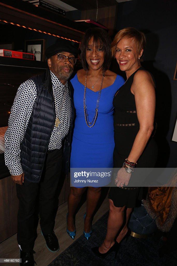 Tonya Lewis Lee Surprise Birthday Party