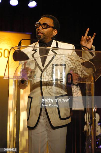 Spike Lee Recipient of the Film Society Directing Award
