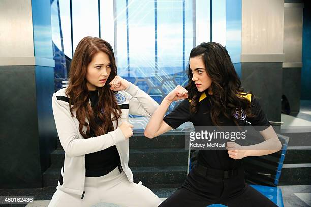 ISLAND 'Spike vs Spikette' Bree and Chase discover that a female bionic student has a commando app like Chase After she starts terrorizing the...